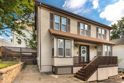 Medford Single Family Home Contingent: 21 Brooks St