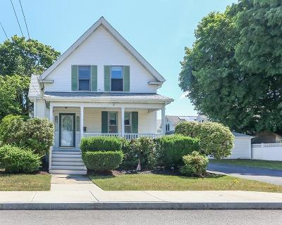 Franklin Single Family Home Under Agreement: 11 Garfield Street