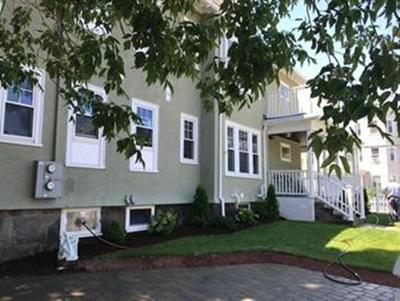 Newton Multi Family Home For Sale: 4 Pearl-Peabody Street