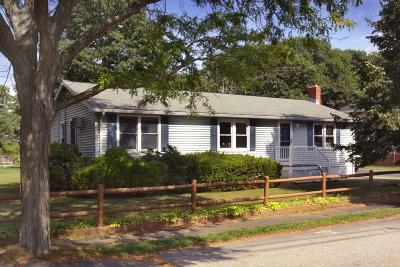 Peabody Single Family Home Contingent: 43 Donegal Road