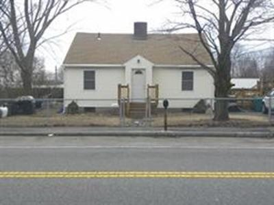 Attleboro Single Family Home Under Agreement: 2101 County St
