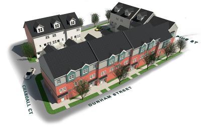 Attleboro Condo/Townhouse For Sale: 61 Pine #13A