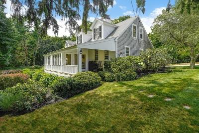 Cohasset Single Family Home Under Agreement: 20 Joy Place