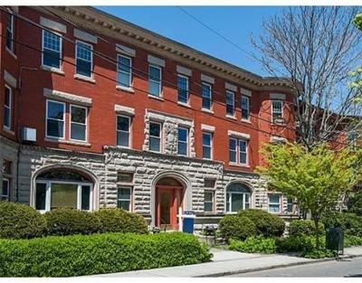 Brookline Condo/Townhouse For Sale: 5 Verndale #4