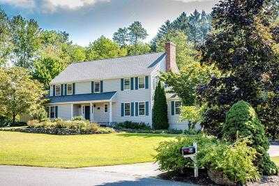 Sudbury Single Family Home Under Agreement: 64 Thompson Dr