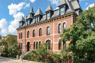 Condo/Townhouse Under Agreement: 28 Seaverns Avenue #9