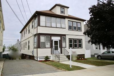 Revere Multi Family Home Sold: 66 Payson Street