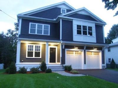 Arlington Single Family Home Contingent: 246 Mountain Avenue