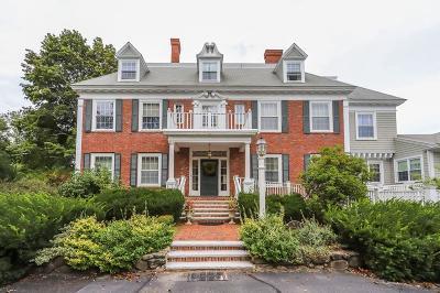 Andover Condo/Townhouse For Sale: 5 Porter Road #101