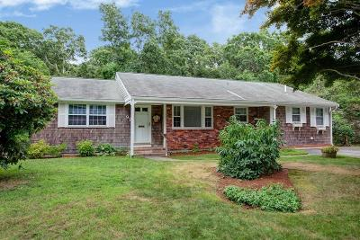 Falmouth Single Family Home For Sale: 97 Alcott Rd