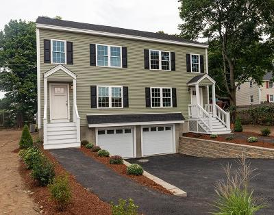 Woburn Condo/Townhouse Price Changed: 21 Kilby St. #A
