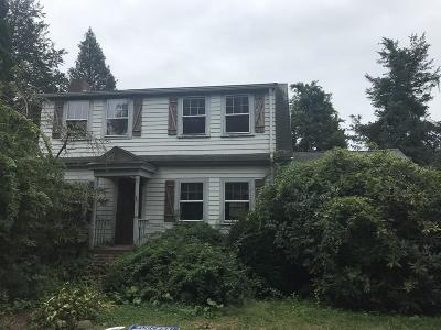 Marshfield Single Family Home Under Agreement: 49 Jones St