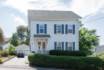 Gloucester MA Single Family Home Under Agreement: $449,000