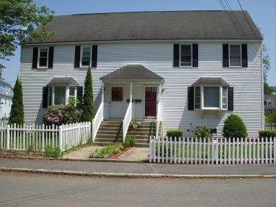 Hudson Single Family Home For Sale: 4 Mason St
