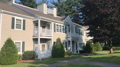 Andover Condo/Townhouse Under Agreement: 300 Brookside Dr #C
