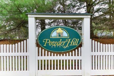Westborough Condo/Townhouse Under Agreement: 29 Powder Hill Way #29