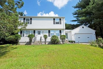Bellingham Single Family Home Under Agreement: 29 Prairie Ave