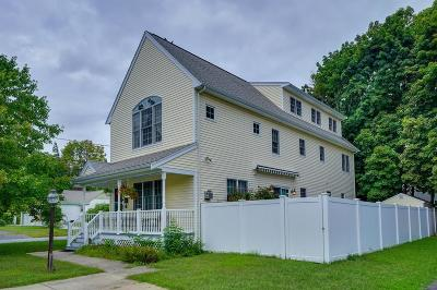 Burlington Single Family Home Contingent: 4 Ruthven Ave