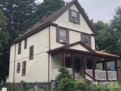 Boston Single Family Home Under Agreement: 42 Massasoit St
