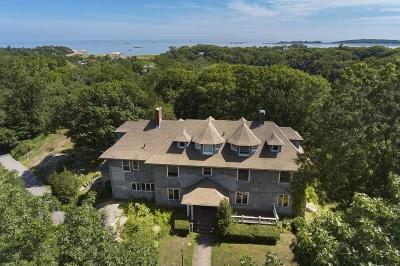 Cohasset MA Single Family Home For Sale: $1,900,000