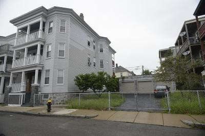 MA-Suffolk County Multi Family Home Under Agreement: 25-27 Doris Street
