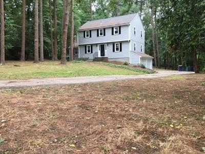 Norwell Single Family Home Extended: 207 Pine Sreet