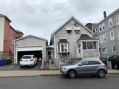 Fall River Single Family Home For Sale: 611 Slade Street