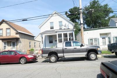 Lowell Single Family Home Under Agreement: 122 Ennell St