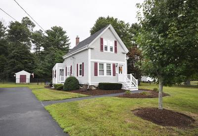 East Bridgewater Single Family Home For Sale: 590 Central St