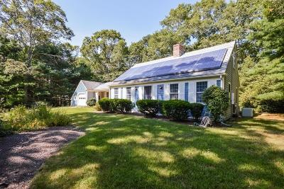 Sandwich Single Family Home Under Agreement: 1 Burning Tree Ln