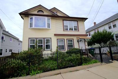 Medford Multi Family Home For Sale: 90 Bow St