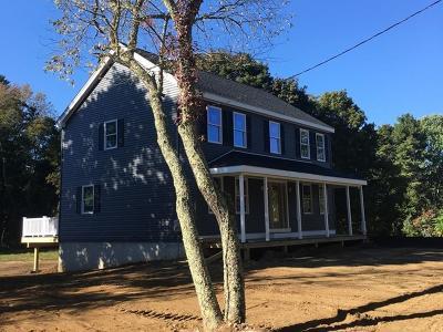 Raynham Single Family Home For Sale: 177 Carver Street