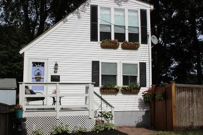 Gloucester Single Family Home For Sale: 95 Pleasant St