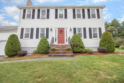 Bridgewater Single Family Home Contingent: 11 Erbeck Circle