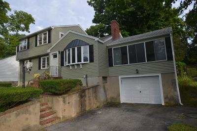 Woburn Single Family Home Under Agreement: 29 Minchin Dr