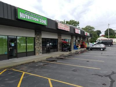 RI-Newport County Commercial For Sale: 3001 E Main Rd #H