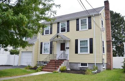 Single Family Home Under Agreement: 260 Roslindale Avenue