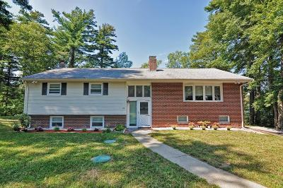Stoughton Single Family Home Under Agreement: 119 Hillwood Ave