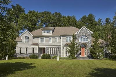Sherborn Single Family Home For Sale: 3 Knollcrest Farm Ln