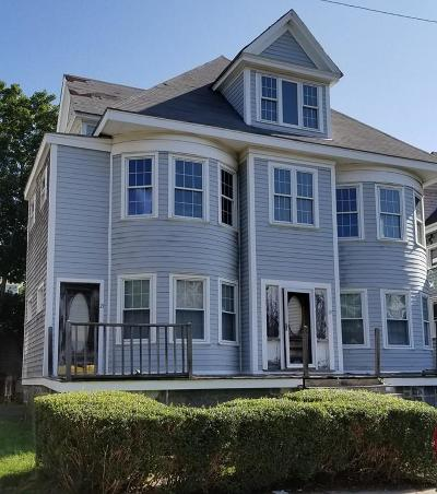 MA-Suffolk County Multi Family Home For Sale: 19 Pasadena Rd