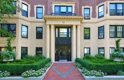 Condo/Townhouse Under Agreement: 50 Commonwealth Avenue #605