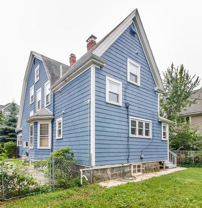 Single Family Home Under Agreement: 335 Park St