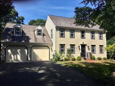 Sandwich Single Family Home For Sale: 51 Great Hills Dr