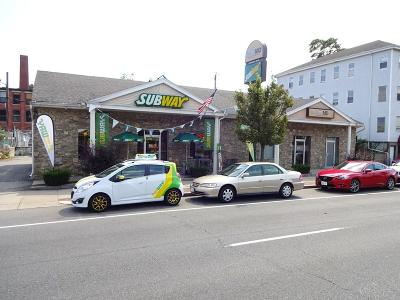 MA-Worcester County Commercial For Sale: 279-281 Shrewsbury St