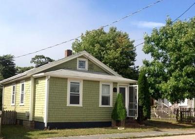 Wareham Single Family Home For Sale: 12 Wareham Ave