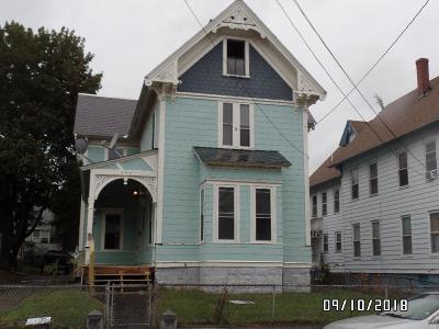Lowell Single Family Home For Sale: 359 Walker St