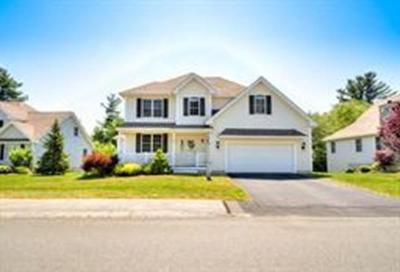 Methuen, Lowell, Haverhill Single Family Home For Sale: 4 Beeston Lane #12