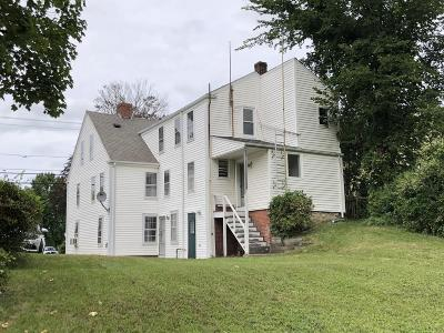 Plymouth Multi Family Home Under Agreement: 221 Sandwich St