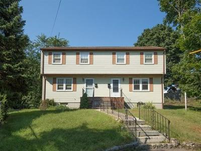 Dedham Multi Family Home For Sale: 133 Ashcroft St