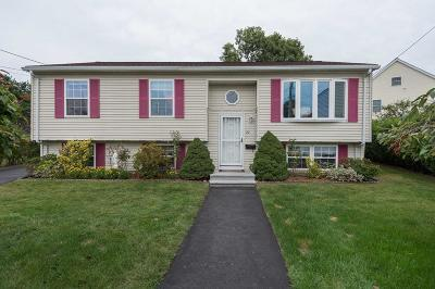 Medford Single Family Home Under Agreement: 20 Gibson Circle